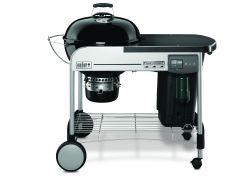 Weber Performer Deluxe GBS® 57cm, Black, sütő