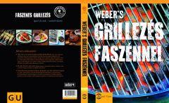 """""""Weber's grillezés faszénnel"""" szakácskönyv és grillezési útmutató"""