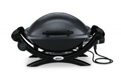 Weber Q™ 1400, Dark Grey elektromos grill