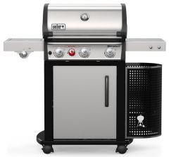 Weber Spirit® SP-335 Premium GBS, Stainless Steel gázgrill