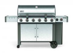 Weber Genesis® II LX S-640 GBS™ gázgrill