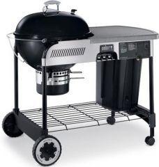 Weber Performer faszénüzemű grill, beépített oldalasztallal - bérlése naponta