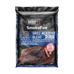Weber SmokeFire Pellet - Grill Academy Blend - füstölő Pellet