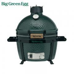 MiniMax Big Green Egg + ConvEggtor, bemutató darab