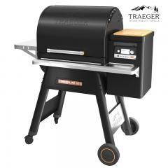 TRAEGER TIMBERLINE 850 Pellet Grill & BBQ